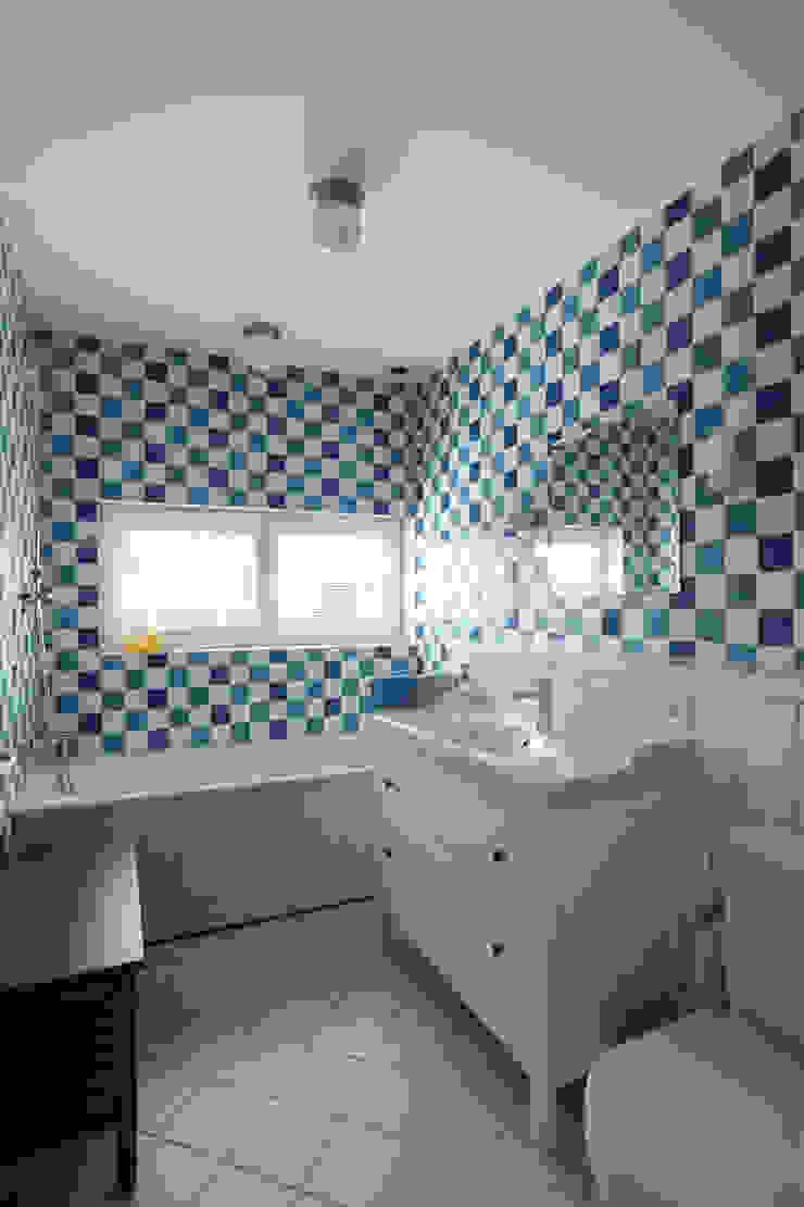 Ванная комната Ванная в классическом стиле от ORT-interiors Классический