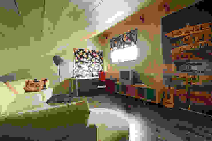 Детская комната Детские комната в эклектичном стиле от ORT-interiors Эклектичный