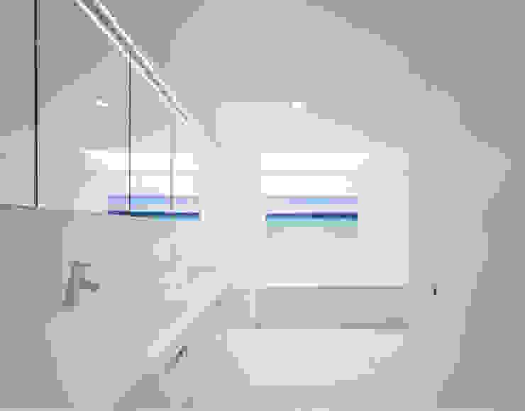 S3 CITYVILLA Minimalistische Badezimmer von steimle architekten Minimalistisch