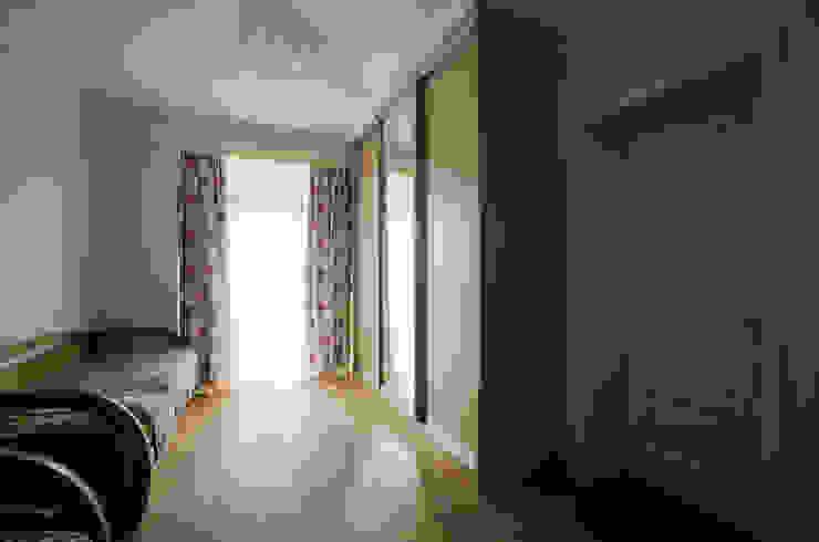 Garibaldi-flat Детская комнатa в стиле минимализм от ORT-interiors Минимализм