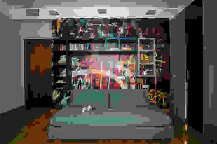 Minimalistische kinderkamers van ORT-interiors Minimalistisch