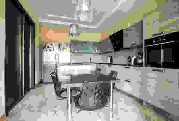 Кухня Кухня в стиле минимализм от ORT-interiors Минимализм