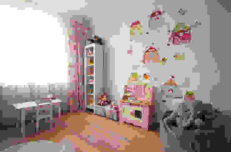 Комната для девочки Детская комнатa в классическом стиле от ORT-interiors Классический