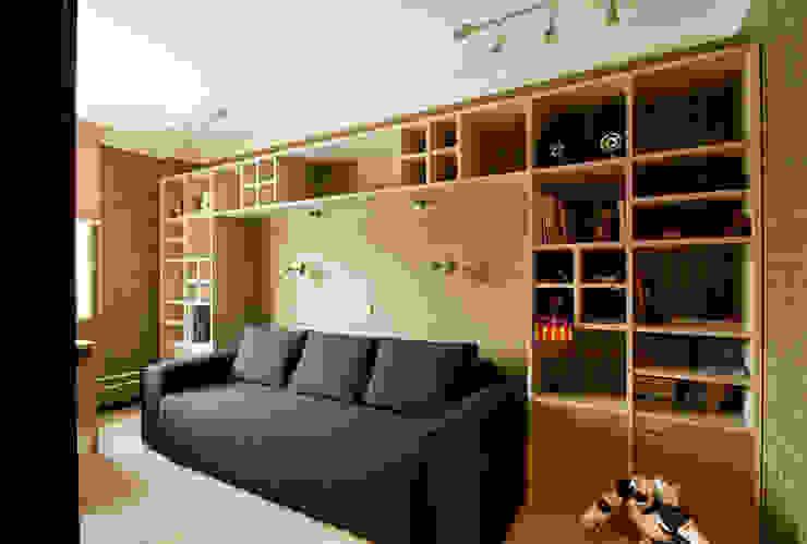 Комната для мальчика Детская комнатa в стиле минимализм от ORT-interiors Минимализм