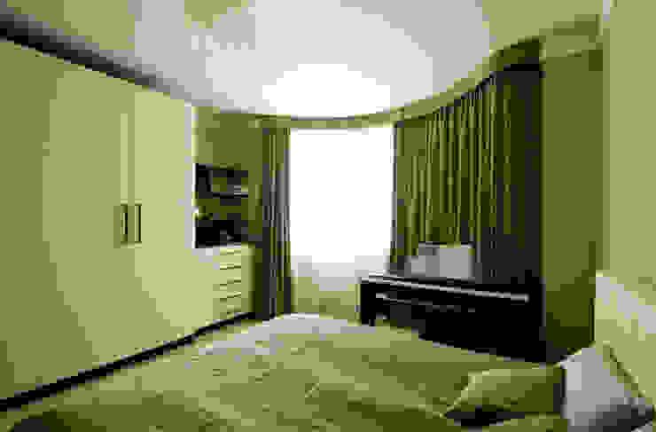 Спальня Спальня в стиле минимализм от ORT-interiors Минимализм