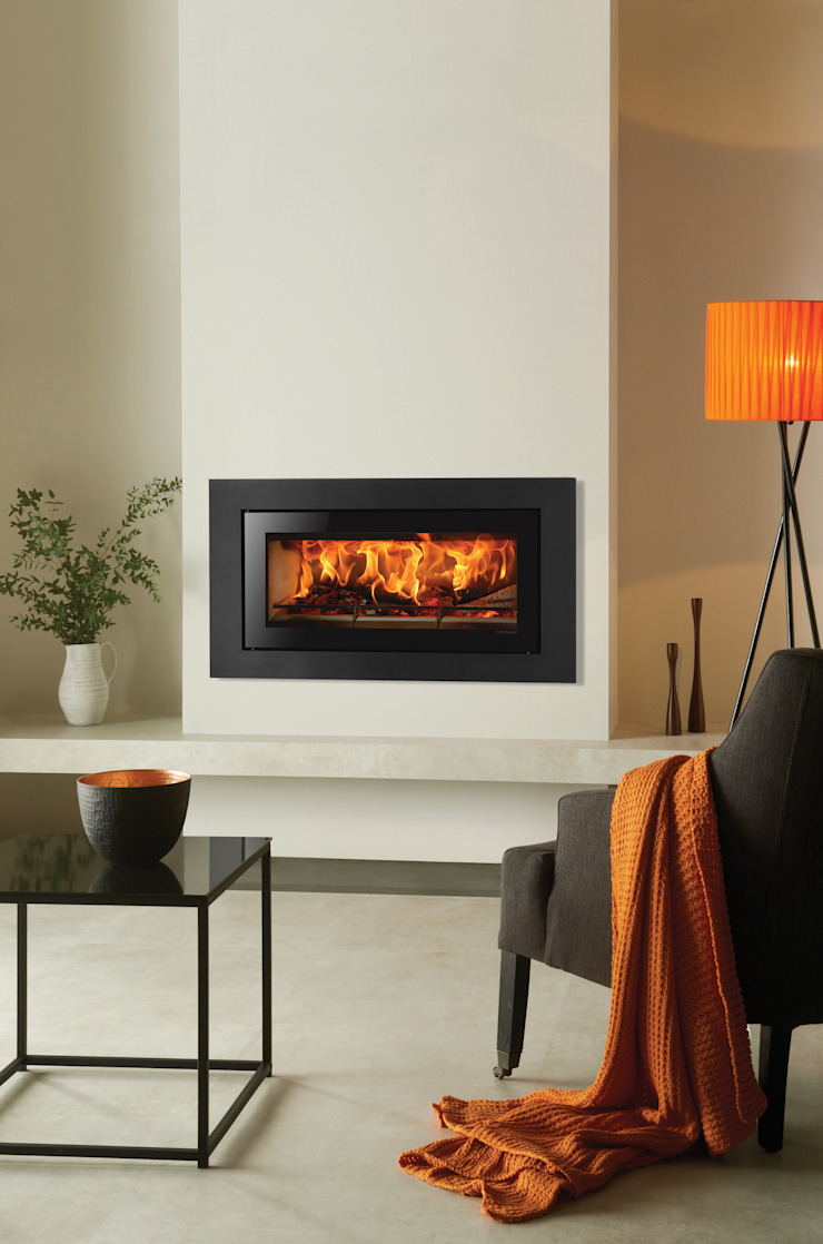 Riva Studio 2 Steel XS Stovax Heating Group Living roomFireplaces & accessories
