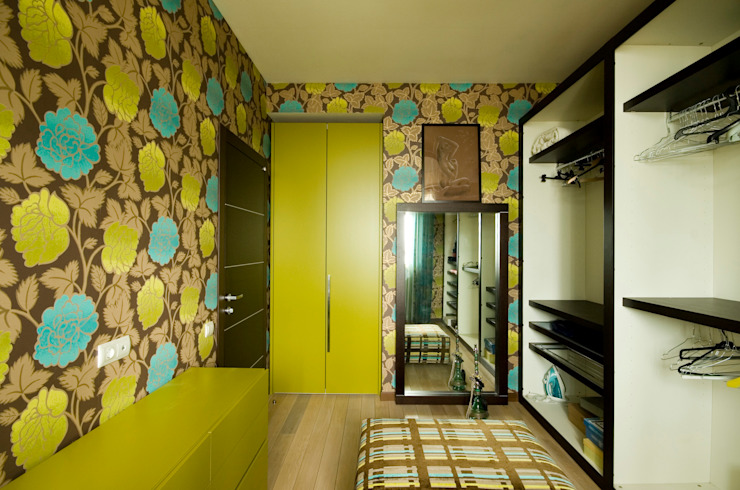 Eclectic style dressing room by ORT-interiors Eclectic