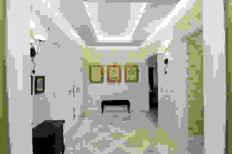 Прихожая Коридор, прихожая и лестница в классическом стиле от ORT-interiors Классический