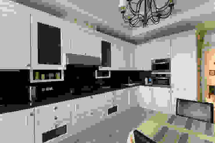 Кухня Кухня в классическом стиле от ORT-interiors Классический