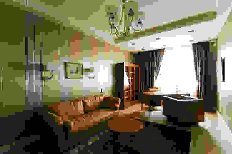 Кабинет Рабочий кабинет в классическом стиле от ORT-interiors Классический