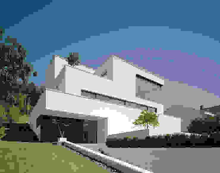 Moderne huizen van steimle architekten Modern