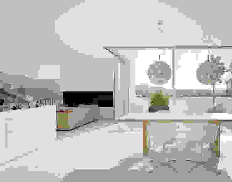 EM 35 CITYVILLA Moderne Esszimmer von steimle architekten Modern