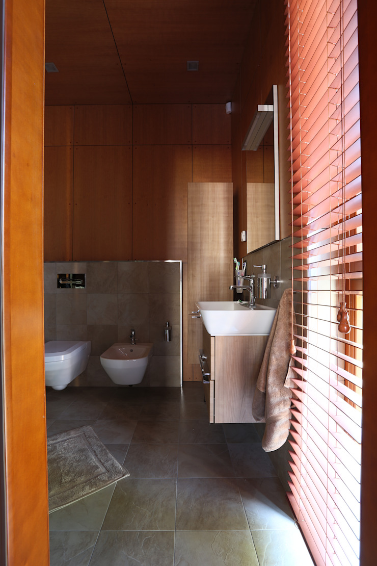 ORT-interiors Minimalist bathroom