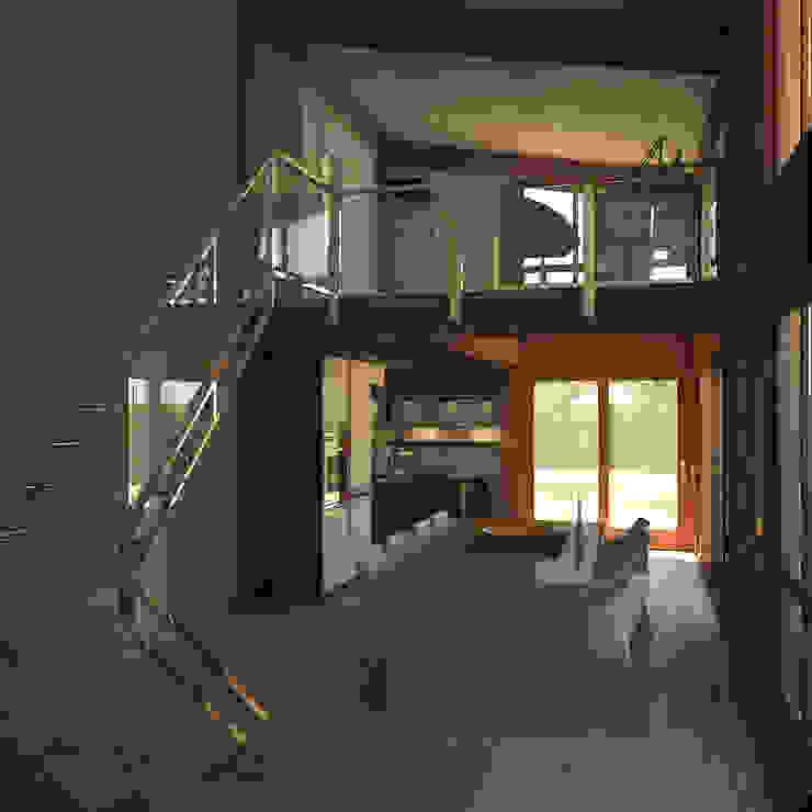 Salones de estilo moderno de 3dforme Moderno