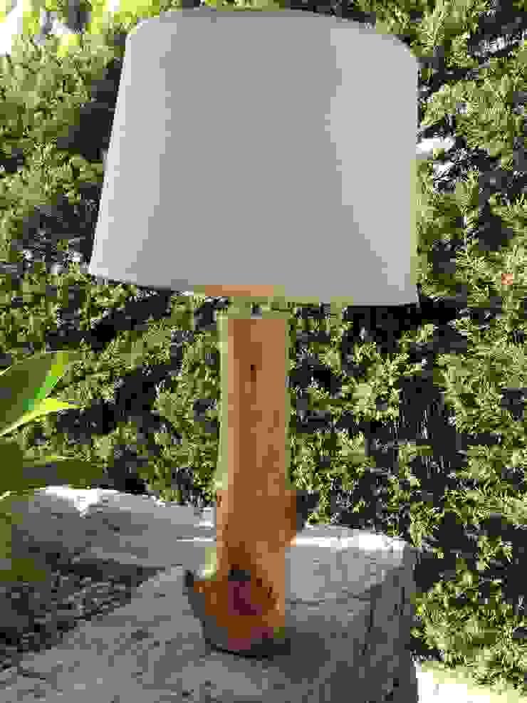 Lámpara Sabina natural de Buena Pieza (Objetos decorativos) Escandinavo