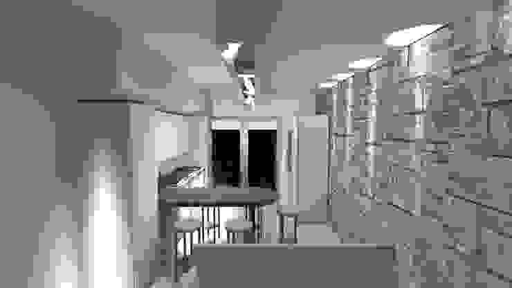 Cozinhas modernas por Giuseppe Strippoli Designer Moderno