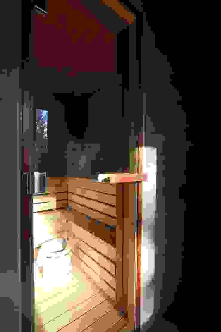 Сауна Спа в стиле минимализм от ORT-interiors Минимализм