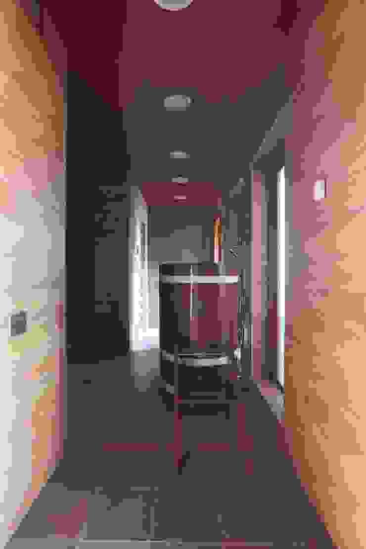 Предбанник с купелью Спа в стиле минимализм от ORT-interiors Минимализм