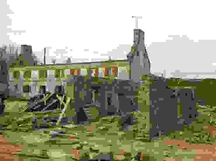 Rénovation d'une longère à Plouhinec Maisons rurales par LE LAY Jean-Charles Rural