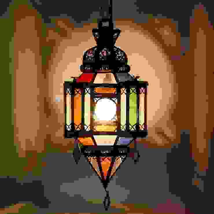 Mauretańska lampa MOULAWLIDAT od DomRustykalny.pl Rustykalny