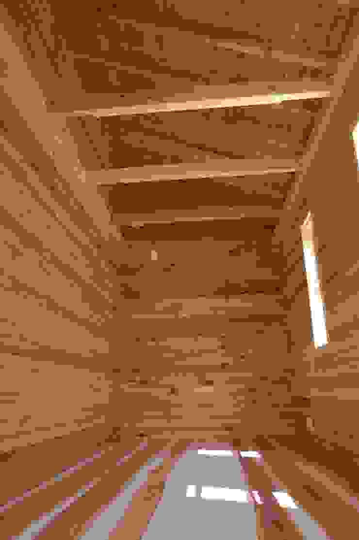 ちっちゃな木屋 オリジナルデザインの 多目的室 の Team Bean 政建築設計事務所 オリジナル 木 木目調
