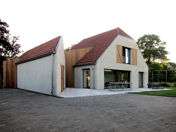Tibbensteeg Hoonhorst van Tim Versteegh Architect