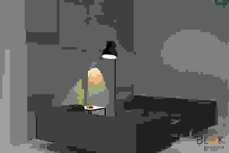 Blok projekt Skandinavische Wohnzimmer