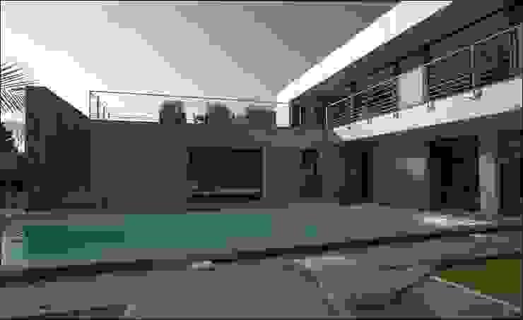 Huizen door LE LAY Jean-Charles,
