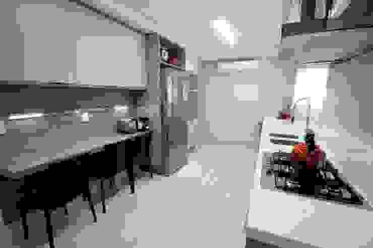 Cozinha - C|H Cozinhas clássicas por Carolina Fagundes - Arquitetura e Interiores Clássico