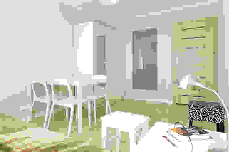 Mieszkanie na wynajem od Autorska Pracownia Projektowa Joanna Gostkowska-Białek