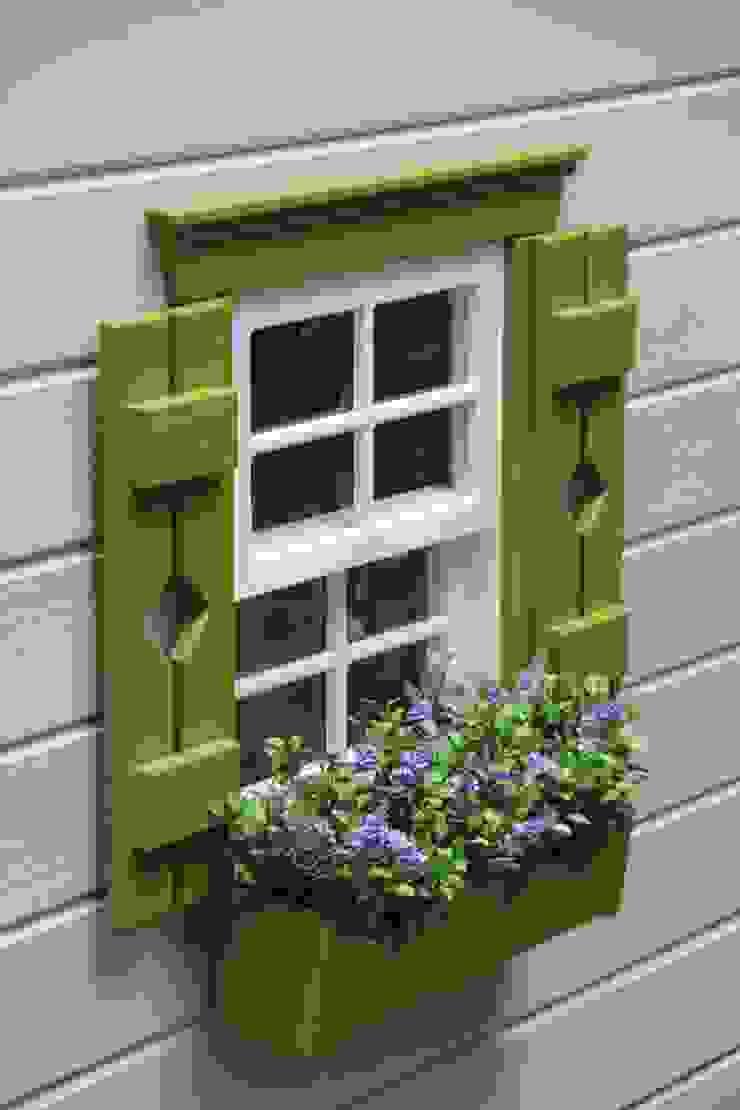 Backyard Cottage Minik Ev Klasik