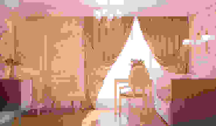 """<q class=""""-first"""">Пробуждение</q> Спальня в эклектичном стиле от Marina Sarkisyan Эклектичный"""