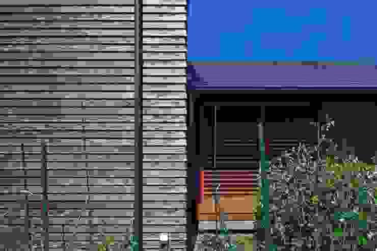 外観 日本家屋・アジアの家 の ムラカミマサヒコ一級建築士事務所 和風