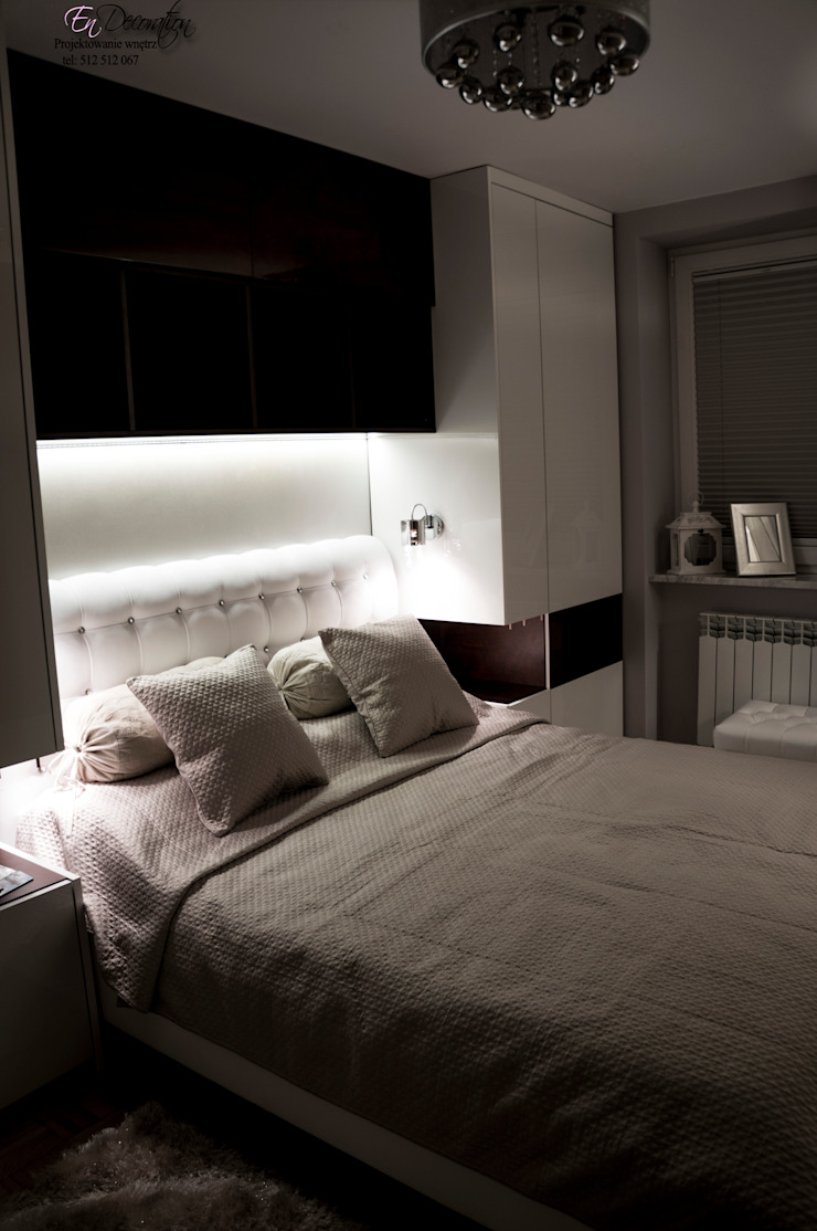 Modern Bedroom by EnDecoration Modern
