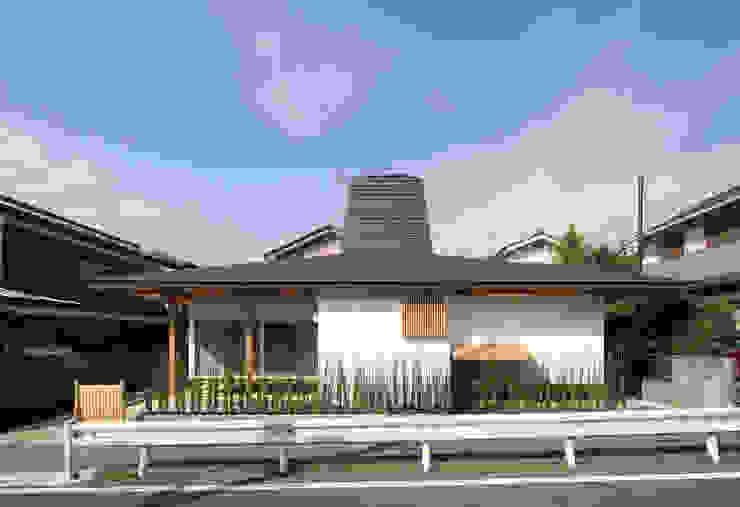 木造伝統工法のA邸: 建築設計事務所 山田屋が手掛けた家です。,オリジナル