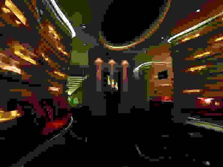 Raco Flame Modern Bar & Kulüpler Ekofen ısı sistemleri Modern