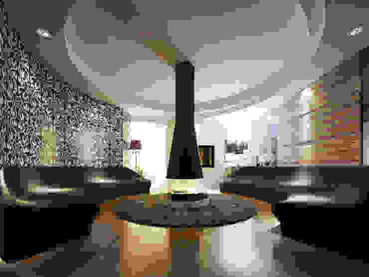 Raco Flame Modern Oturma Odası Ekofen ısı sistemleri Modern