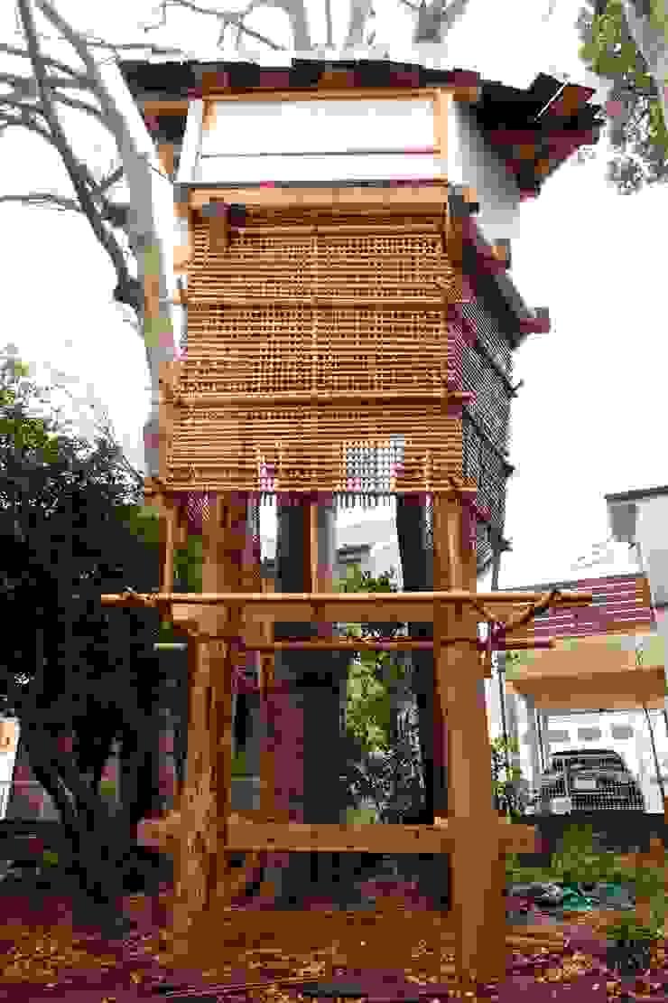 Tree house オリジナルな 家 の 建築設計事務所 山田屋 オリジナル