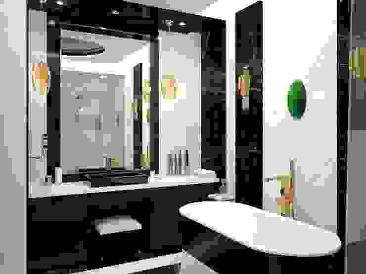 Квартира на Фрунзенской LEO Company Ванная в классическом стиле
