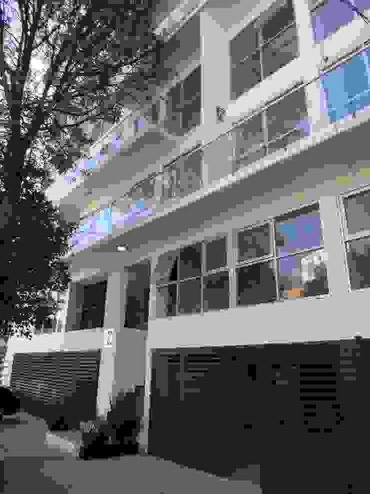 TEPIC 30 Casas minimalistas de IARKITECTURA Minimalista