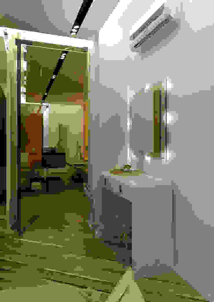 Квартира 200 м.кв в Измайлово Спальня в классическом стиле от LEO Company Классический