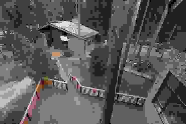 Вид на гостевой дом Дома в стиле минимализм от ORT-interiors Минимализм