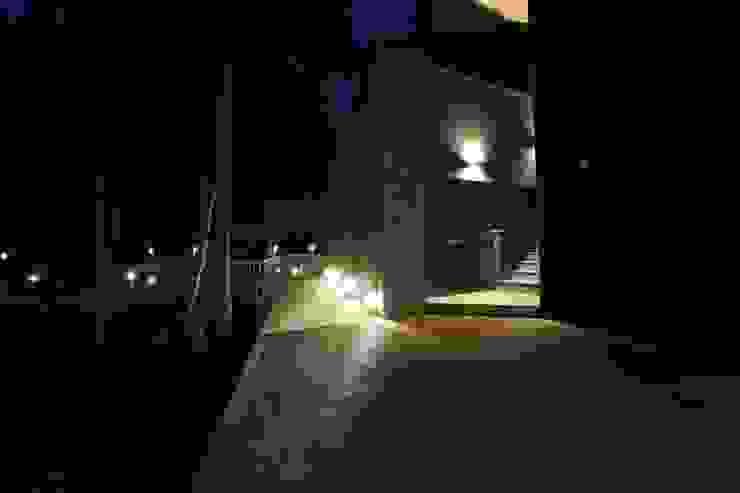Гостевой дом Дома в стиле минимализм от ORT-interiors Минимализм