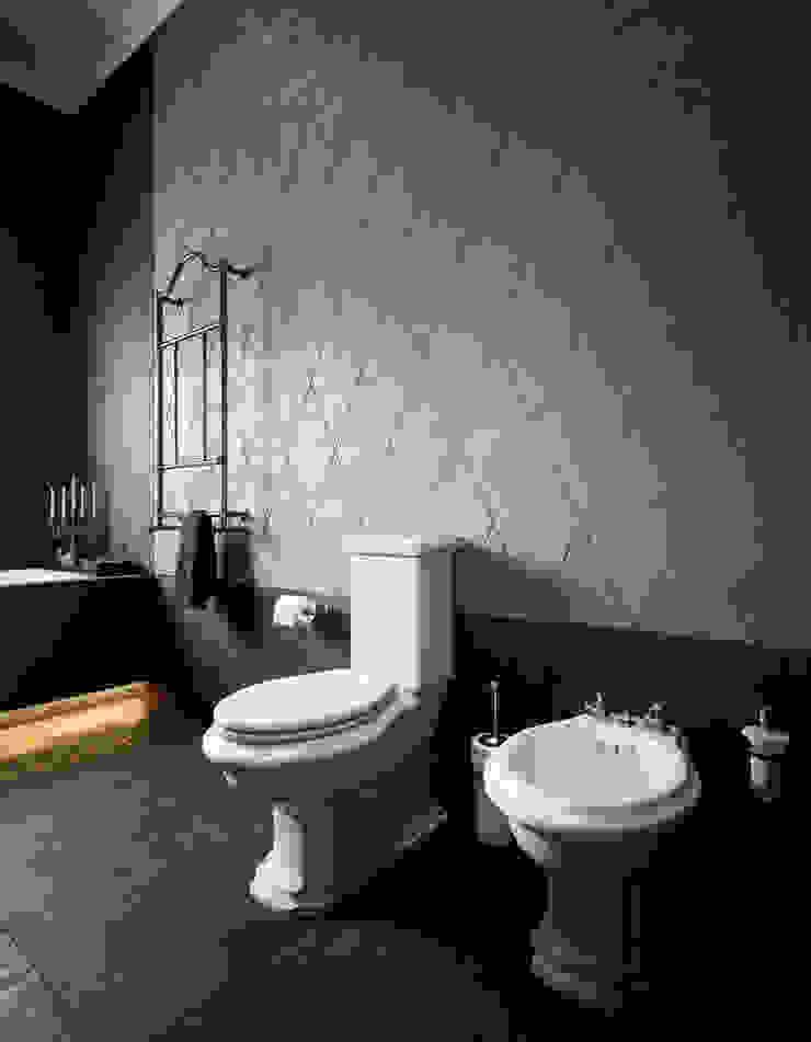 Ванная Ванная в классическом стиле от Sergey Artiomov Классический Плитка