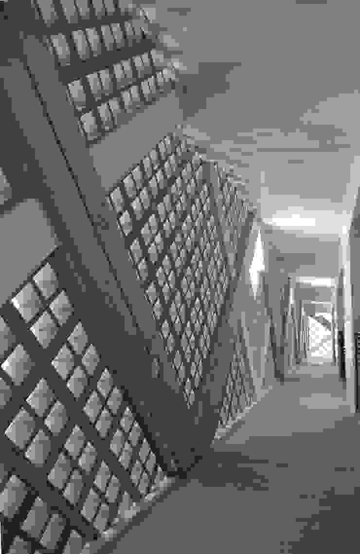 . モダンスタイルの 玄関&廊下&階段 の 一級建築士事務所 mino archi- lab モダン