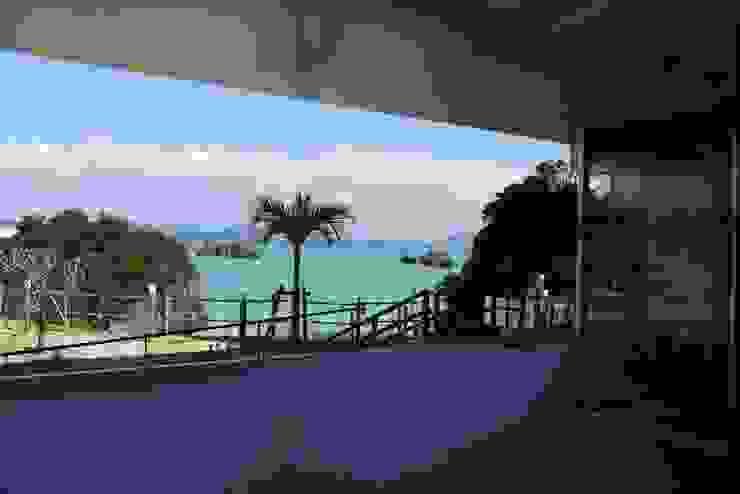 . 地中海風 庭 の 一級建築士事務所 mino archi- lab 地中海