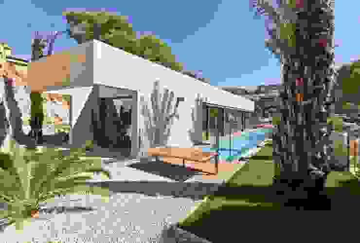 Дома в стиле модерн от Ascoz Arquitectura Модерн