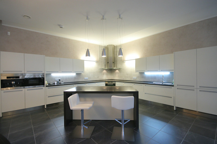 ORT-interiors Minimalist kitchen