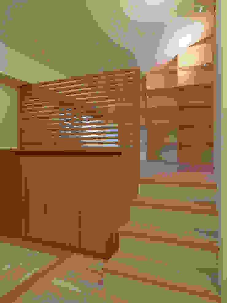 折戸の家: 風建築工房が手掛けたスカンジナビアです。,北欧