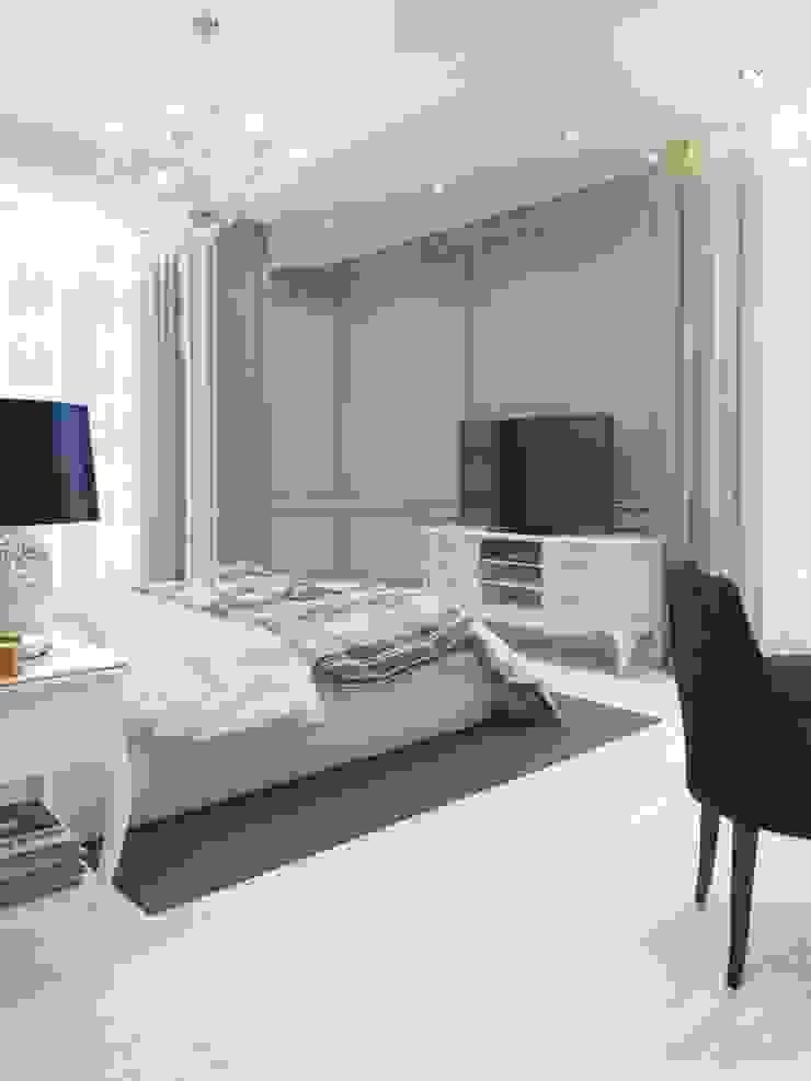 Завтрак у Тиффани Спальня в классическом стиле от GraniStudio Классический